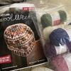 フェアアイルの帽子を編み始めました