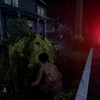 Dead by Daylight PS4版 後ろ姿のシェイプを凝視
