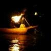 長良川温泉に宿泊して幻想的な長良川鵜飼 船上で食事をしながらの鑑賞!
