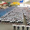 ANAホールディングスがグループ36社で合同入社式を開催!今年の新入社員は計2,649名!!