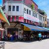 台北市内探訪記:聖地巡礼。迪化街と永楽小吃に行ってみた‼︎