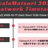 ScalaMatsuri 2020 に出展します!