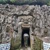 【一人旅バリ編4日目④】像の洞窟(ゴアガジャ遺跡)見学