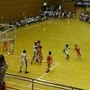 バスケットボール市内大会 男女とも善戦