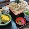 豊川 山科で蕎麦を食べた