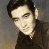 高倉健さん お若い頃のお写真 修復して再生
