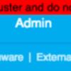 Cisco ACI 3.x 系で APIC と Switch のバージョンが不一致な場合の Warning