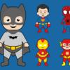 赤色のキャラクターをご紹介します!ディズニーやサンリオなど