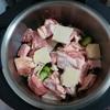 クリームシチューのレシピに挑戦!無水ではなく市販のシチューのルーを投入!【ホットクック】