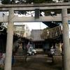 地域の鎮守の住吉神社 静岡市葵区住吉