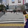 フウナ in リアル 2020・3月 渋谷駅(ハチ公口)