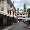 バンコク シーロム通りの老舗タイ料理