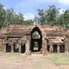 Wat Nokor Temple (ワット・ノコール寺院)カンボジア コンポンチャム州の寺院です。