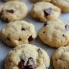 材料5つ☆サクサクチョコチップクッキーのレシピ。時短簡単で子供のおやつにもぴったり♪