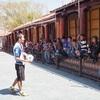 アティトラン湖畔の村サンアントニオ・パロポでのフリースタイルフットボール教室の記録