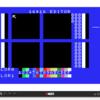 ただいまMSX1  多色刷り用PCGのお絵かきツールを作っています。
