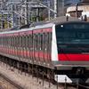 3/13 E233系5000番代ケヨ502編成 NN出場回送