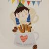 Cafe UG店主日記 2018/4/22