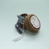 11/23(土)Tralalala.さんの「かぎ針で編む小さなスワンのジュエリーケース」ワークショップのご案内