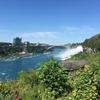 ナイアガラの滝をアメリカ側から見る!