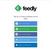 feedlyのAPIをたたくためのAccess Tokenを取得する方法