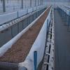 低コストな多段式いちご高設栽培システム(300坪で1万株)