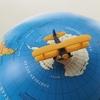 5月21日はリンドバーグが初めて大西洋単独無着陸飛行に成功した日