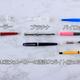 日本3大メーカーの万年筆洗浄スポイト揃ったよ!