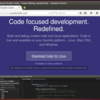 Visual Studio Code を試す