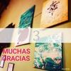 【カフェ個展への道③】メキシコで絵の制作!