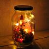 【瓶づめクリスマス】シンプルで簡単、瓶の中にちいさな世界をつくろう!