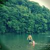 久慈川で遊ぼう!川で遊ぶときのポイント!