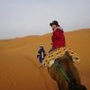 サハラ沙漠とアルケミスト