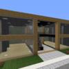 【Minecraft】低層商業施設を作る【コンパクトな街をつくるよ34】