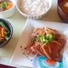 イベリコ豚炒め定食