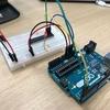 arduinoを最小構成で自作する(atmega328/8MHz/3.3V/内部クロック)