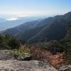 六甲川から細尾根を辿って長峰山主稜線へ