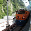 富山旅行に行ってきたぜ!⑧ 黒部渓谷トロッコ