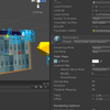 VRでの画面の拡大縮小と手のひらツール