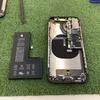 iPhoneXSのバッテリー交換もお任せください!