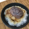 「萩の餅」カキ氷