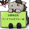 注目のゴールドシップ産駒!YGG出資2歳馬ブーケドロゼブルー18近況(2020/01/31)