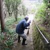 月一度の中岡慎太郎記念公園周辺整備の日。