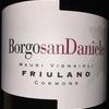 Borgo san Daniele Isonzo del Friuli Rive Alte Friulano 2016