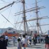 【長崎観光】シーボルト記念館と帆船祭りの後はロープウェイで世界三大夜景?を!