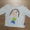 簡単!子どもが描いた絵をTシャツにプリントしてみた【メディバンペイント Proを活用】