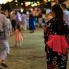 盆踊りの夜