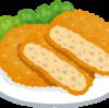 ズボラ節約ご飯(番外編)~冷凍コロッケの揚げ焼き