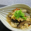高野豆腐のとじ