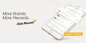 キャッシュバックアプリ【Fetch Rewards】レシートをアップするだけで節約!